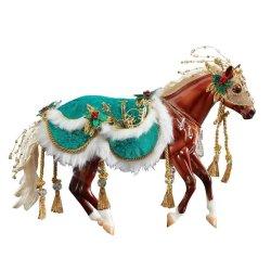 Breyer Traditional 700122 - Minstrel koń świąteczny 2019