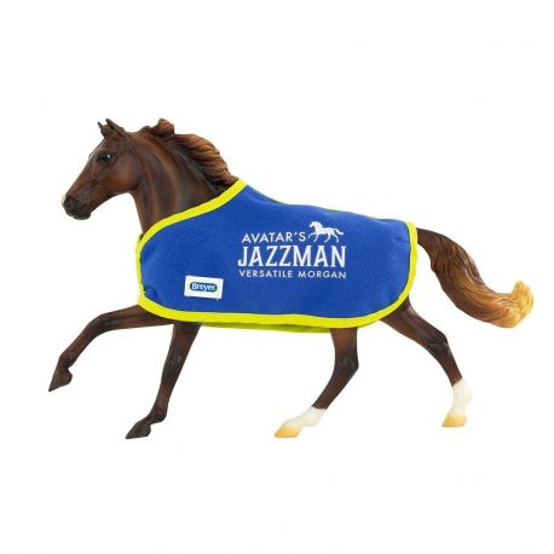Breyer Traditional 1826 - Avatar's Jazzman koń rasy morgan