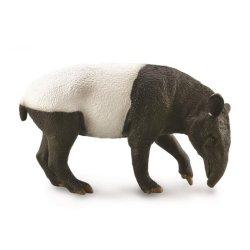 CollectA 88881 - Tapir czaprakowy malajski