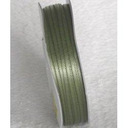 Wstążka satynowa 1,6 mm/1 m kolor mech