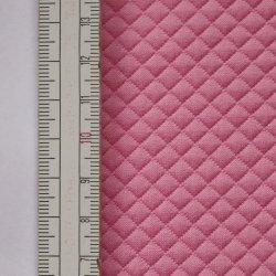 Materiał pikowany 7x7 Różowy