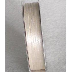 Wstążka satynowa 1,6 mm/1 m kolor kość słoniowa