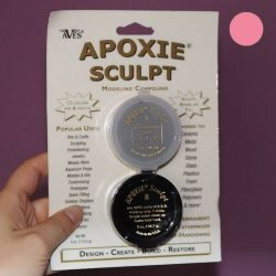 Apoxie Sculpt Róż 113 g