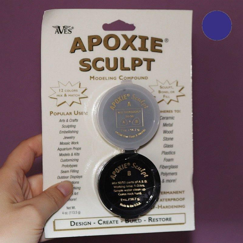Apoxie Sculpt Niebieski 113 g