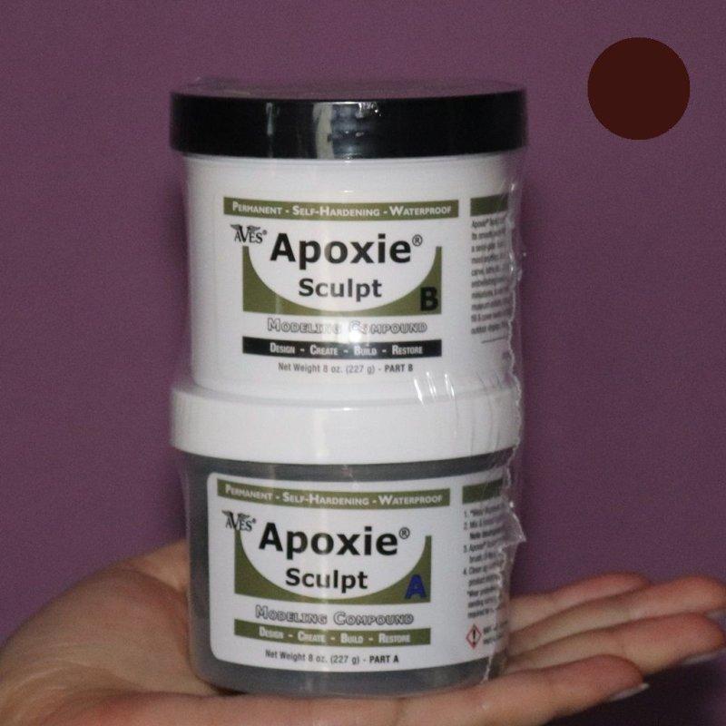 Apoxie Sculpt Brown 450 g