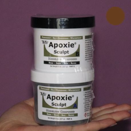 Apoxie Sculpt Bronze 450 g