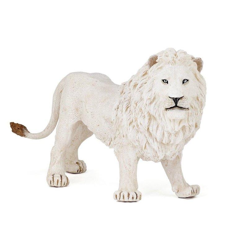 Papo 50074 - Lew biały