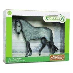 CollectA 89555 - Ogier andaluzyjski siwy w pudełku