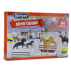 Breyer Mini Whinnies - Kalendarz Adventowy 2020