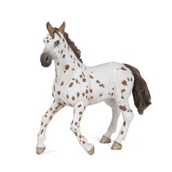Papo 51509 - Koń Appaloosa kasztan leopard