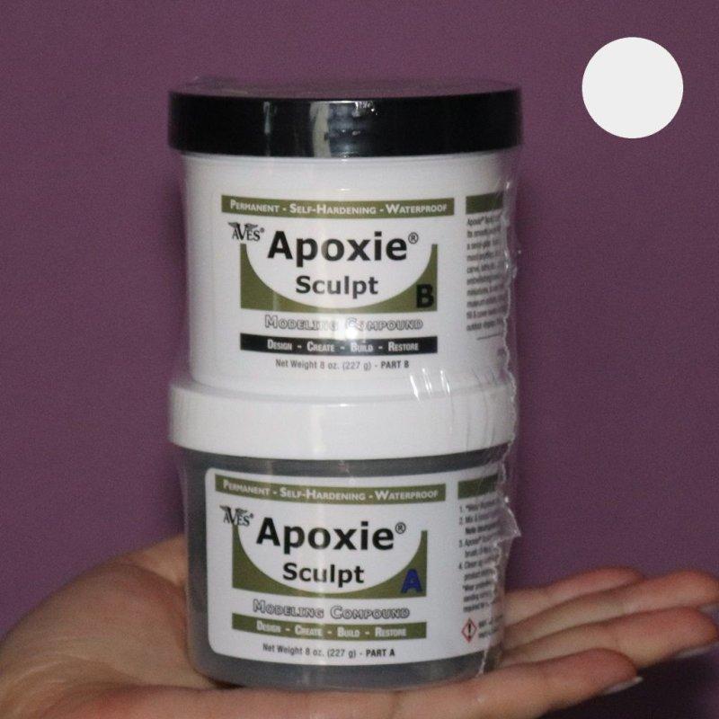 Apoxie Sculpt White 450 g