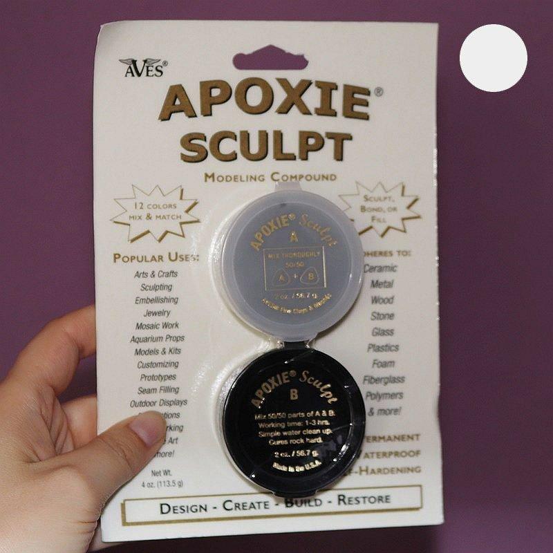 Apoxie Sculpt biały 113 g