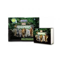 Breyer 1584 - Zwierzątka i naklejki torebka-niespodzianka