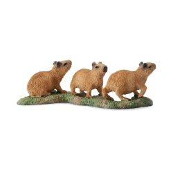 CollectA 88541 - Kapibara młode