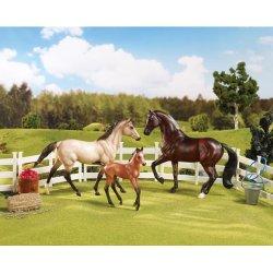 Breyer Classics 61061 - Rodzina koni sportowych zestaw