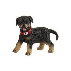 Bullyland 65401 - Pies rottweiler szczenię