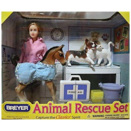 Breyer Classics 61036 - Zestaw pomoc dla zwierząt