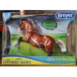Breyer Classics 947 - Koń mustang uszkodzone pudełko OUTLET