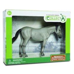 CollectA 89665 - Klacz luzytańska siwa w pudełku
