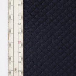 Materiał pikowany 5x5 Granatowy