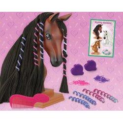 Breyer 7403 - Głowa konia do stylizacji - Blaze