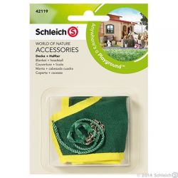 Schleich 42119 - Kantar i derka zielona