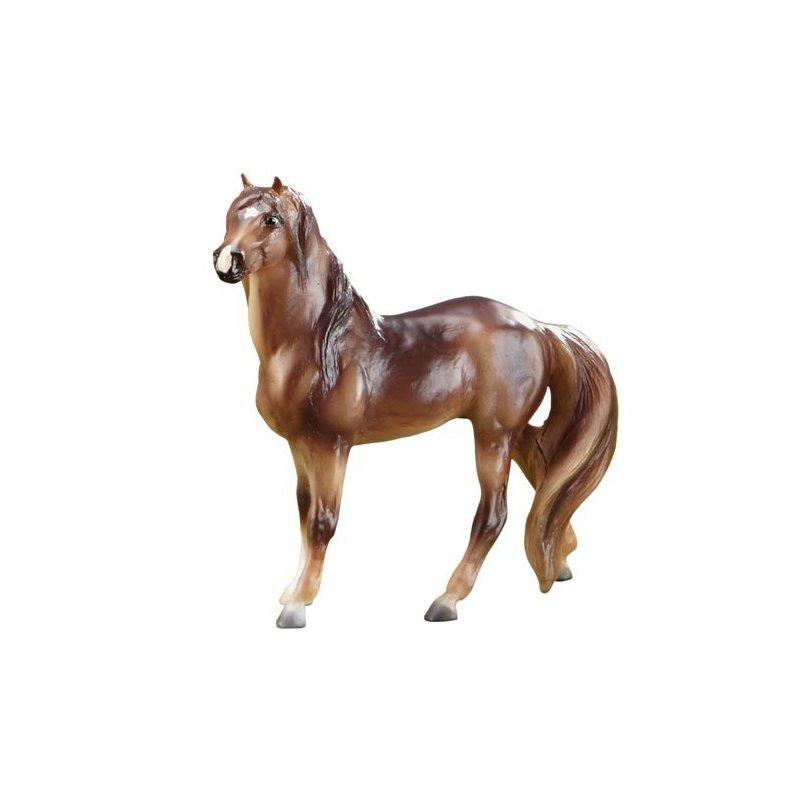 Breyer Classics 926 - Koń Mustang kasztanowaty