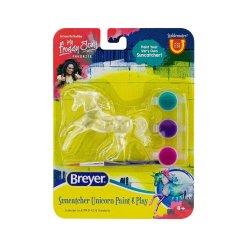 Breyer Stablemates 4273 - Suncatcher jednorożec D