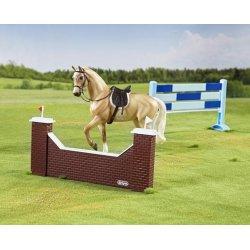 Breyer Classics 61090 - Zestaw z koniem do skoków