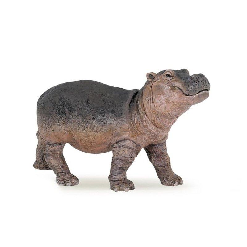 Papo 50052 - Hipopotam młody