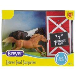 Breyer Stablemates 6229 - Rodzina ze źrebakiem-niespodzianką nr 15