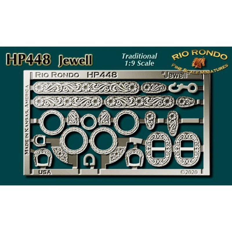 Rio Rondo skala TR - Western Show Halter Jewell HP448