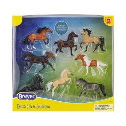Breyer Stablemates 6927 - Zestaw 8 koni Deluxe