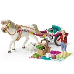 Schleich 42467 - Dorożka na pokaz koni