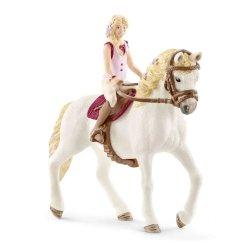 Schleich 42515 - Jeździec Sofia i koń Blossom