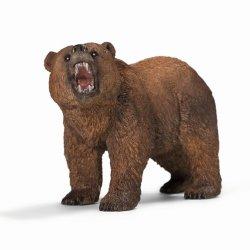 Schleich 14685 - Niedźwiedź grizzli ryczący
