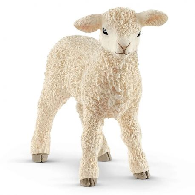 Schleich 13883 - Owca młoda jagnię