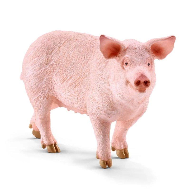 Schleich 13782 - Świnia samica maciora