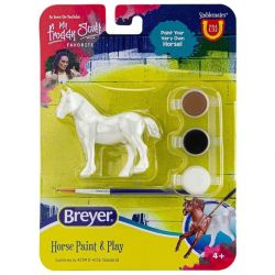 Breyer Stablemates 4276 - Koń belgijski do malowania