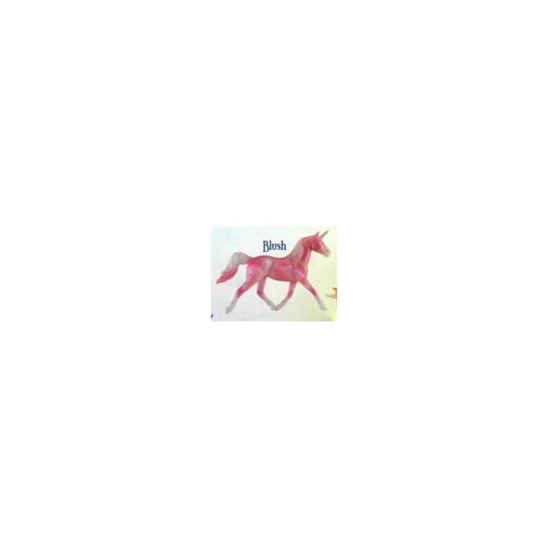 Breyer Stablemates 6056 - Jednorożec Blush Mystery Unicorn Surprise 2