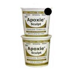 Apoxie Sculpt Czarny 1800 g