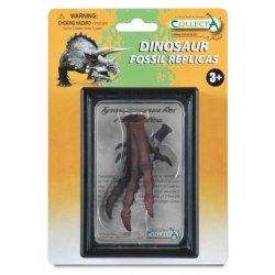CollectA 89284 - Tyranozaur Rex kości stopy replika gablota