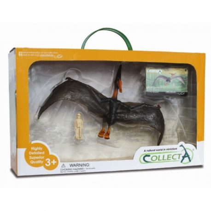 CollectA 89160 - Pteranodon Deluxe 1:40 w pudełku